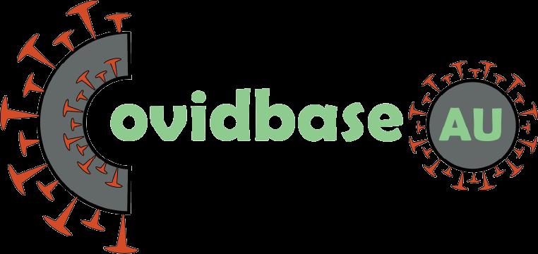CovidBaseAU logo
